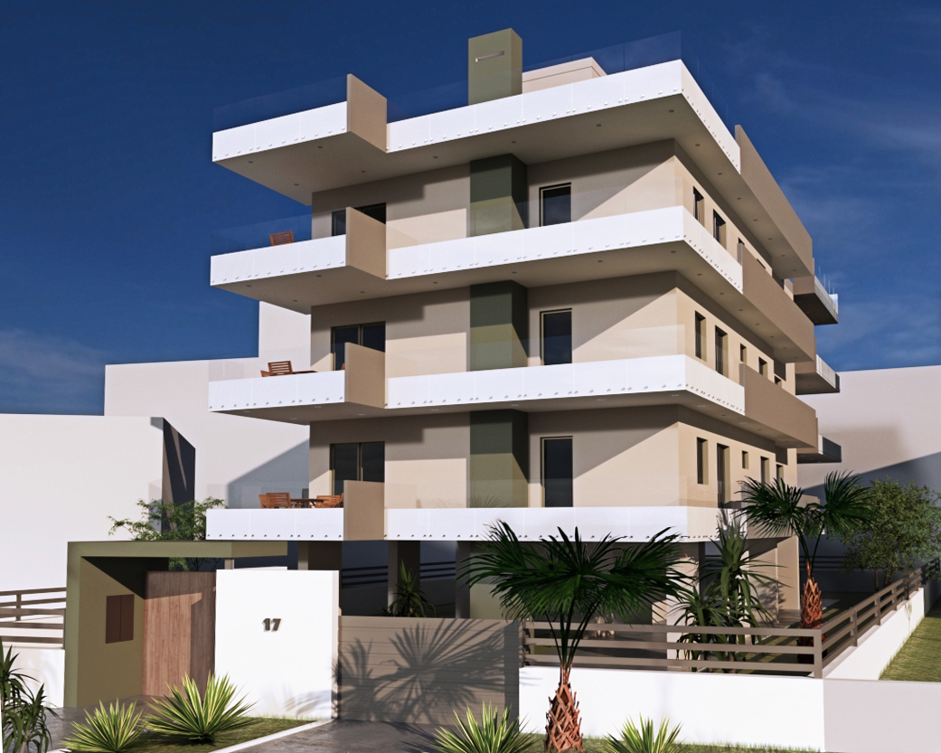 building for sale in Glyfada